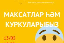 Татарча TED Circles очрашуы: Максатлар һәм куркуларыбыз
