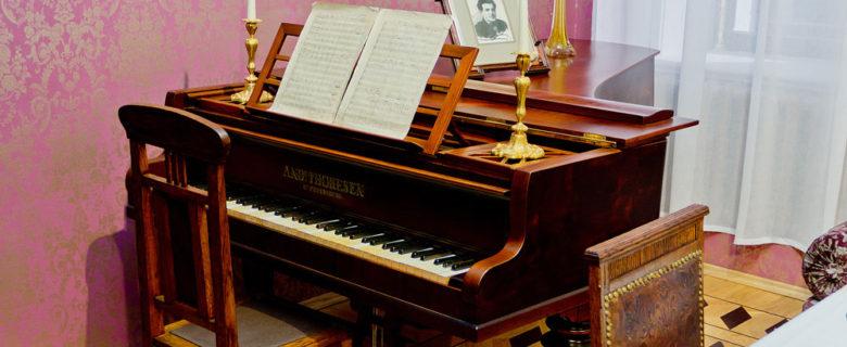 Рояль кабинетный