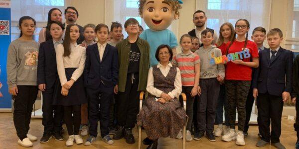 Сокровища детской литературы в Доме татарской книги